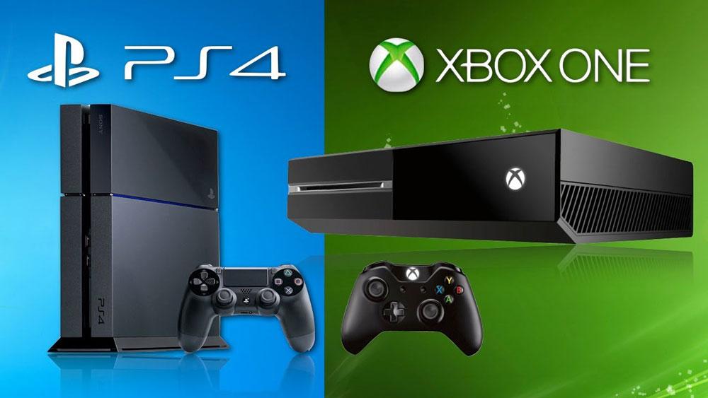 Jaką konsole kupic PS4 czy Xbox One