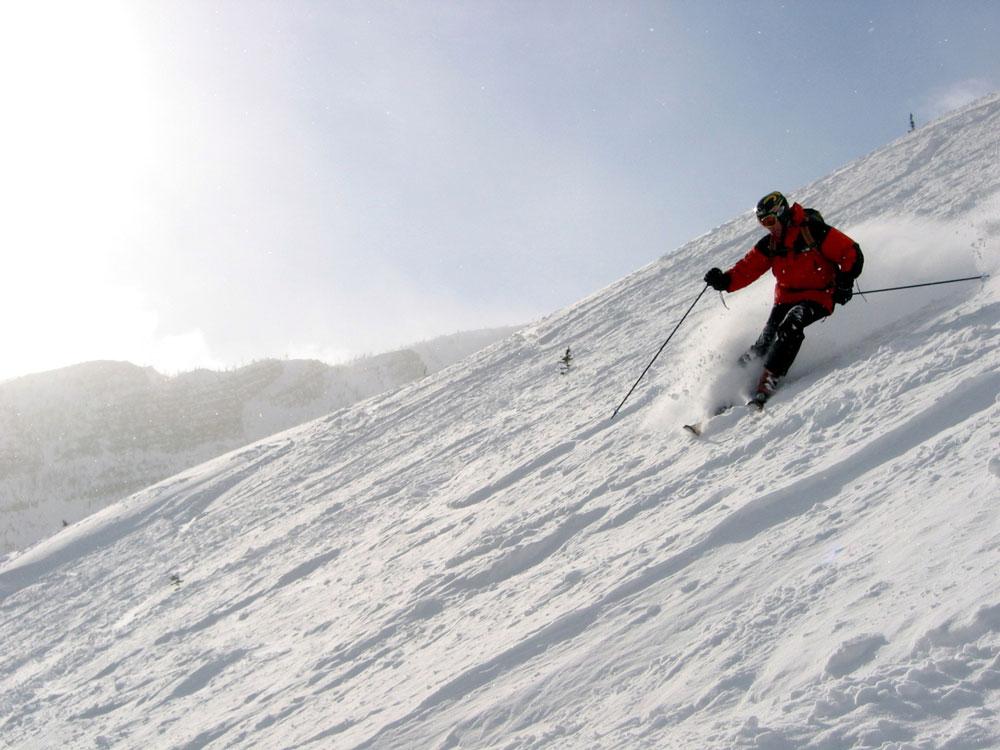 Kamery dla narciarzy